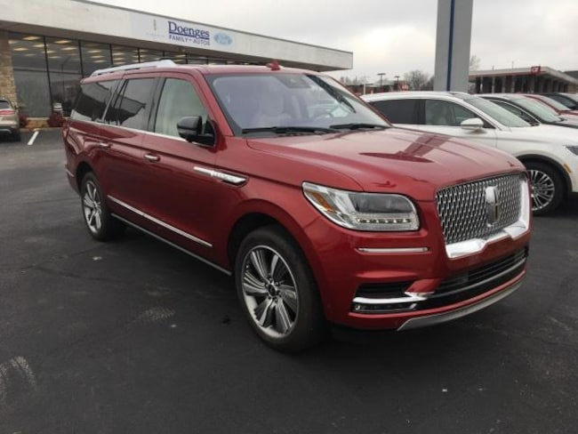 2018 Lincoln Navigator L 4x4 Reserve Sport Utility