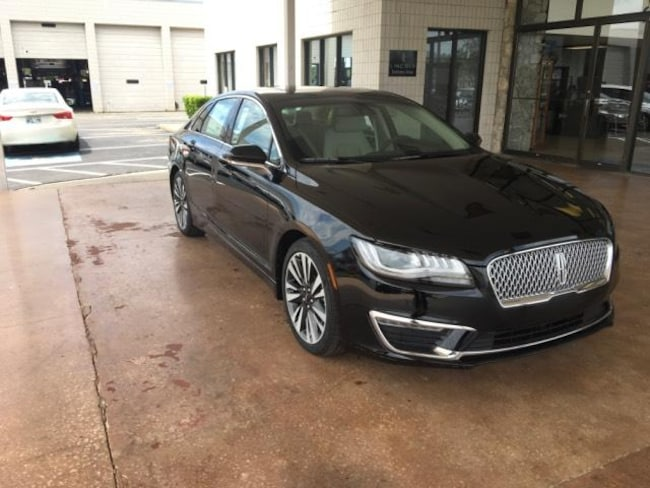 2018 Lincoln MKZ Reserve FWD Car