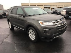 Used 2018 Ford Explorer XLT 4WD Sport Utility
