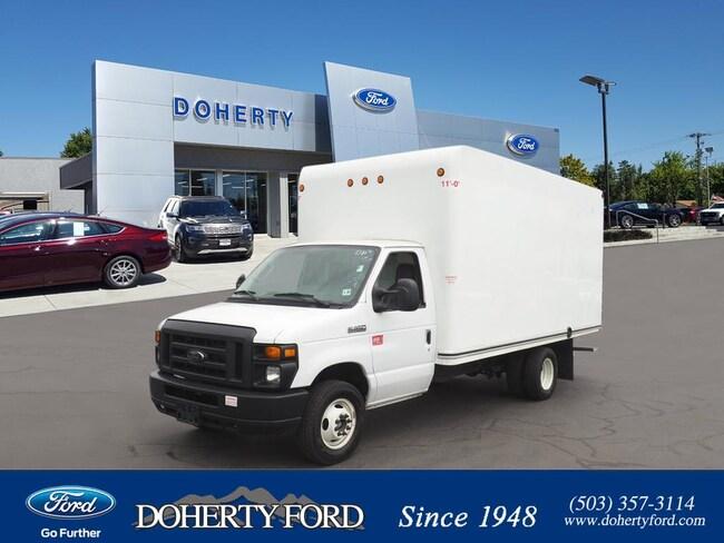 Used 2017 Ford Econoline 350 Cutaway E-350 WB Chassis Truck near Portland