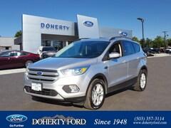 2018 Ford Escape SE SUV 1FMCU9GD5JUB75137