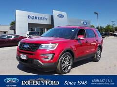 2016 Ford Explorer Sport SUV 1FM5K8GT0GGA11477