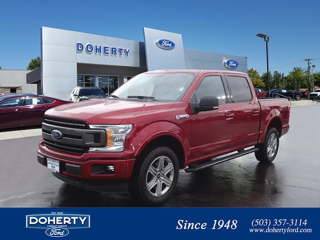 New 2018 Ford F-150 XLT Truck near Portland