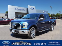 2016 Ford F-150 XLT Crew Cab Short Bed Truck 1FTEW1EP9GKE63561