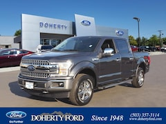 2018 Ford F-150 Lariat Truck 1FTFW1E18JFE18062