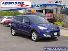 Used 2016 Ford Escape 4WD  SE SUV 19172A Northfield, MN