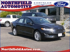New 2020 Ford Fusion SE FWD Northfield, MN