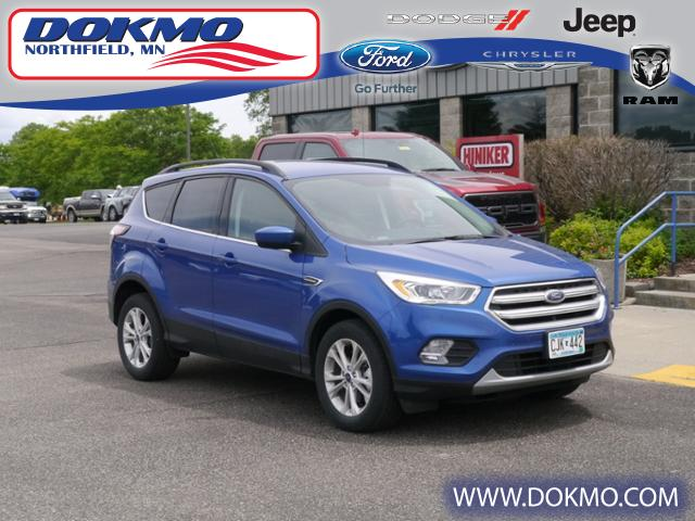2018 Ford Escape SEL 4WD SUV 18346A