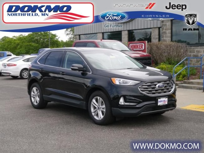 New 2019 Ford Edge SEL FWD SUV For Sale/Lease Northfield, MN