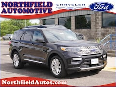 New 2020 Ford Explorer Limited 4WD SUV Northfield, MN