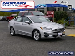 New 2019 Ford Fusion SE FWD 19043 Northfield, MN
