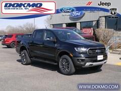 New 2019 Ford Ranger 4WD Supercrew 5 Box Truck 19164 Northfield, MN