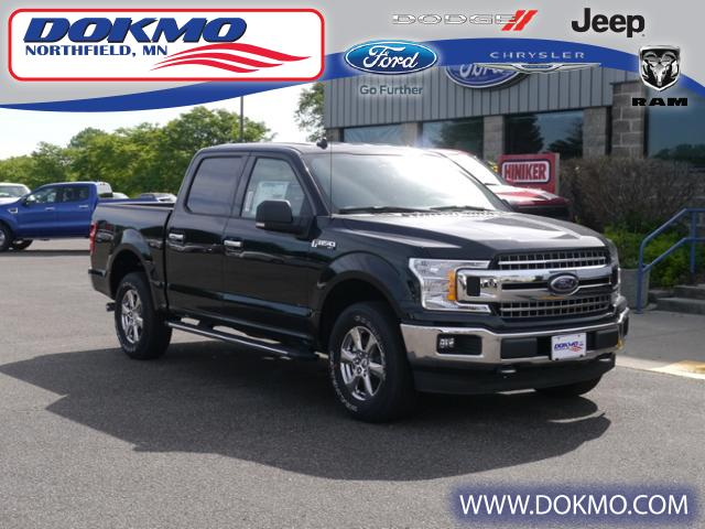 Featured new 2019 Ford F-150 4WD Supercrew 5.5 Box Truck for sale in Northfield, MN