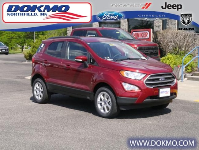 New 2019 Ford EcoSport SE 4WD SUV For Sale/Lease Northfield, MN