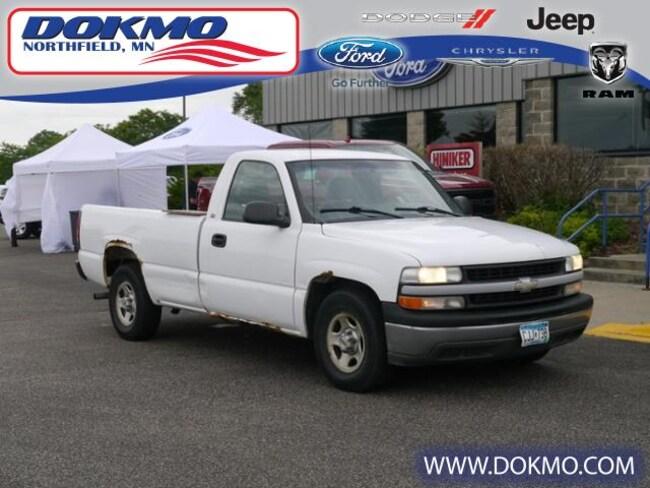New 2000 Chevrolet Silverado 1500 Reg Cab 133.0 WB Truck 18251B For Sale Northfield, MN