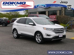 Used 2018 Ford Edge Titanium AWD SUV 5585 Northfield, MN
