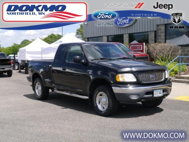 New 2000 Ford F-150 Supercab Flareside 139 4WD XLT Truck 18532B For Sale Northfield, MN