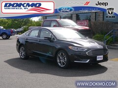 New 2019 Ford Fusion SEL FWD 19085 Northfield, MN