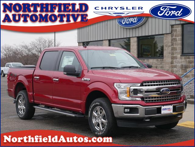 Featured new 2020 Ford F-150 4WD Supercrew 5.5 Box Truck for sale in Northfield, MN
