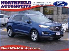 New 2020 Ford Edge SEL AWD SUV Northfield, MN