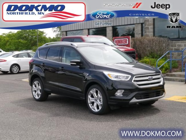 Ford Escape Lease >> New 2019 Ford Escape For Sale Lease In Northfield Mn Stock