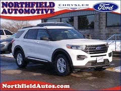 New 2020 Ford Explorer XLT 4WD SUV Northfield, MN