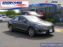 New 2019 Ford Fusion SEL FWD 19095 Northfield, MN
