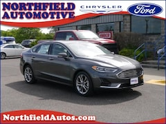 New 2019 Ford Fusion SEL FWD Northfield, MN