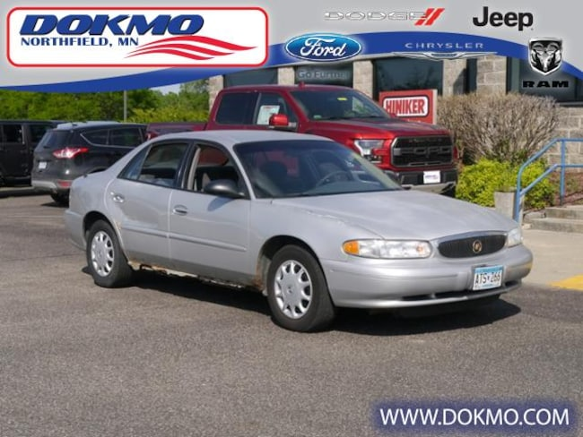 New 2003 Buick Century Custom Sedan 18276C For Sale Northfield, MN
