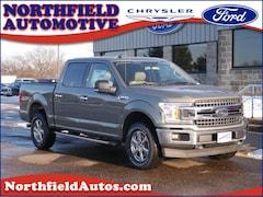 New 2020 Ford F-150 4WD Supercrew 5.5 Box Truck Northfield, MN