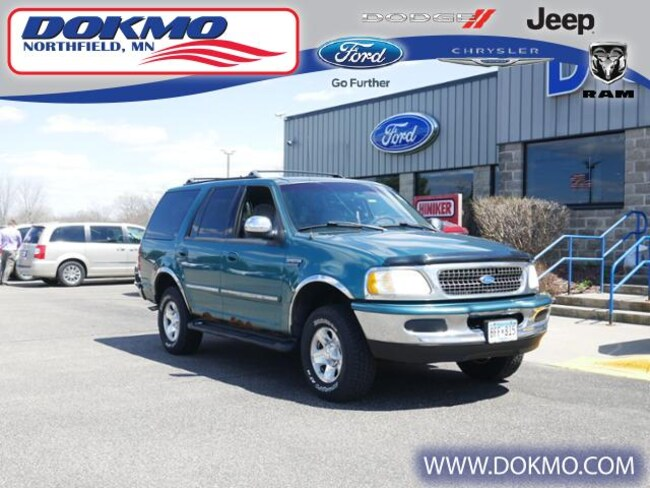 New 1997 Ford Expedition 119 XLT 4WD SUV 18417C For Sale Northfield, MN