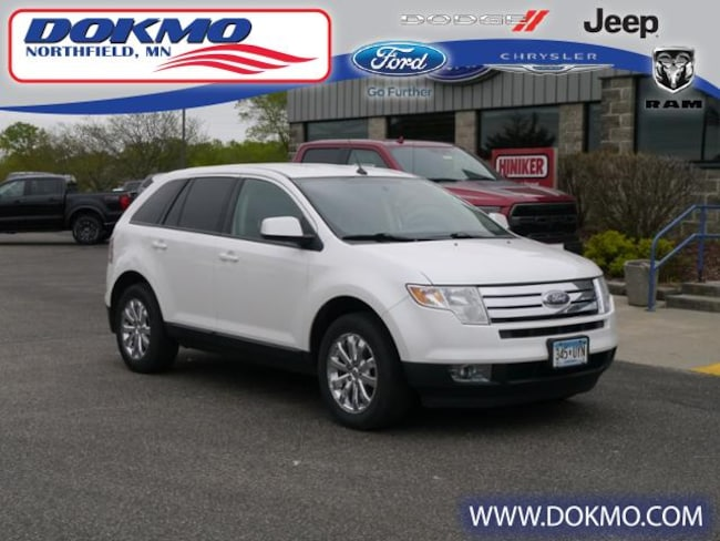 New 2009 Ford Edge SEL AWD 5520A For Sale Northfield, MN