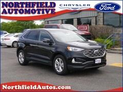 New 2019 Ford Edge SEL FWD SUV Northfield, MN