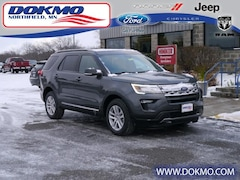New 2019 Ford Explorer XLT 4WD SUV 19079 Northfield, MN
