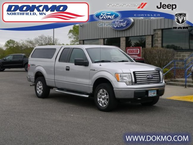 New 2010 Ford F-150 4WD Supercab 145 XLT Truck 19099A For Sale Northfield, MN
