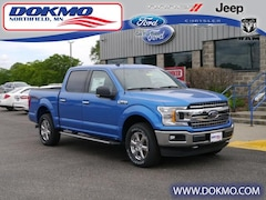 New 2019 Ford F-150 4WD Supercrew 5.5 Box Truck Northfield, MN