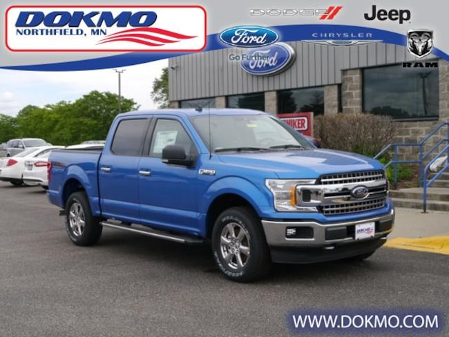 New 2019 Ford F-150 4WD Supercrew 5.5 Box Truck For Sale/Lease Northfield, MN