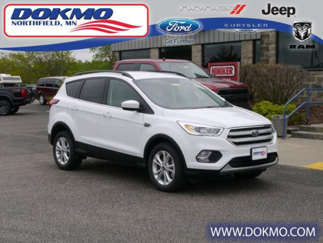 New 2019 Ford Escape SEL 4WD SUV For Sale/Lease Northfield, MN