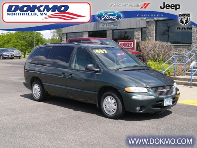New 2000 Chrysler Town & Country LX FWD Van 5588A For Sale Northfield, MN