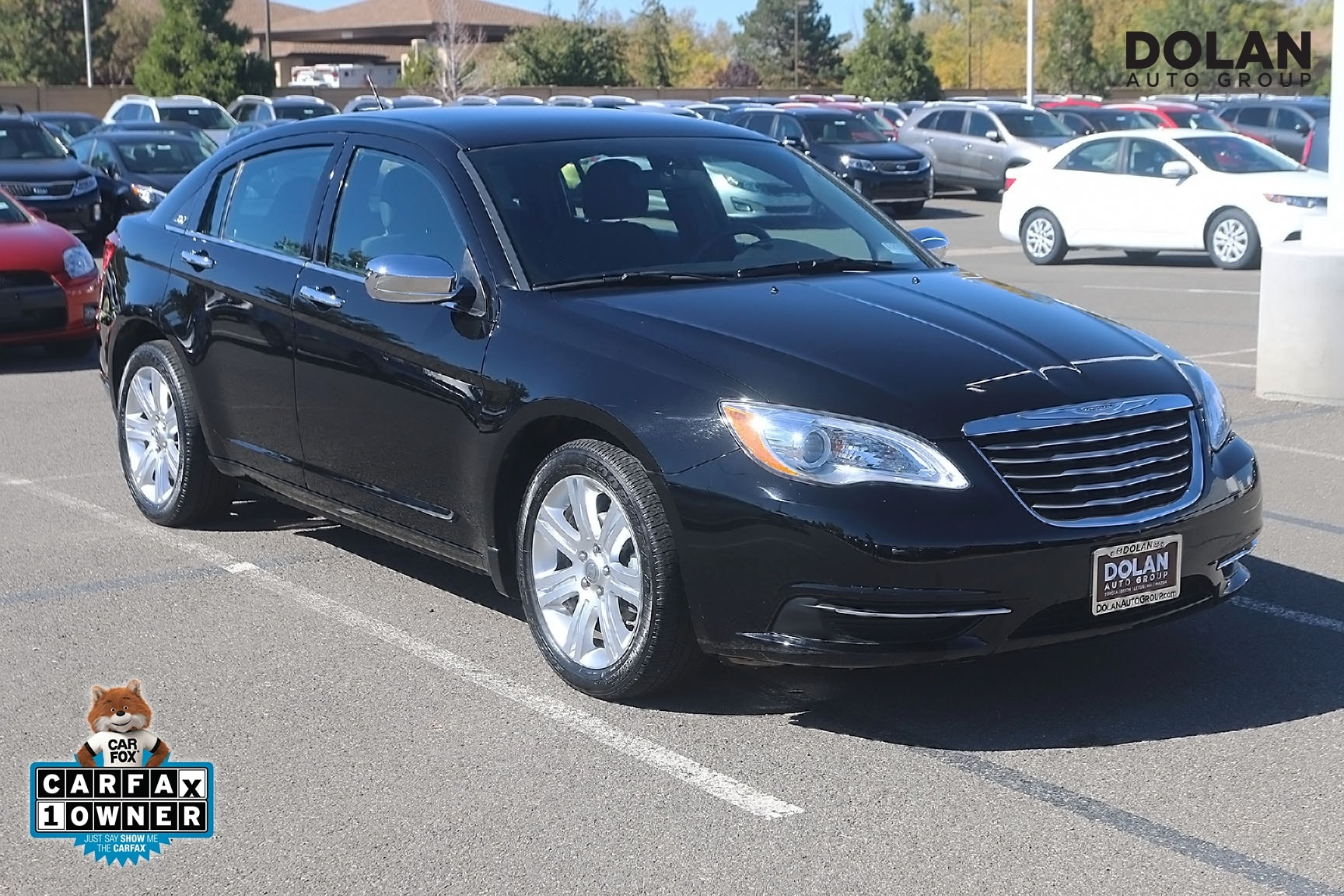 used chrysler for sale in reno - dolan auto group