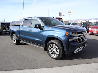 Used 2019 Chevrolet Silverado 1500 High Country Truck Crew Cab for sale in Reno, NV