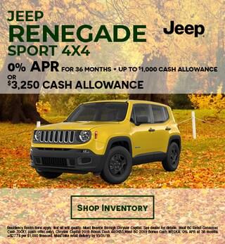 Jeep Renegade Sport 4x4