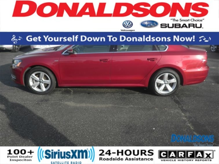 Bargain Used 2015 Volkswagen Passat 1.8T Limited Edition Sedan in Sayville, NY