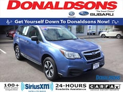 Certified Pre-Owned 2018 Subaru Forester 2.5i SUV 4166BB For sale in Long Island NY, near Wantagh