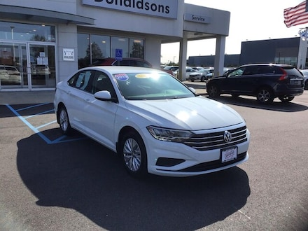 Featured Used 2019 Volkswagen Jetta S Sedan for Sale on Long Island in Sayville NY