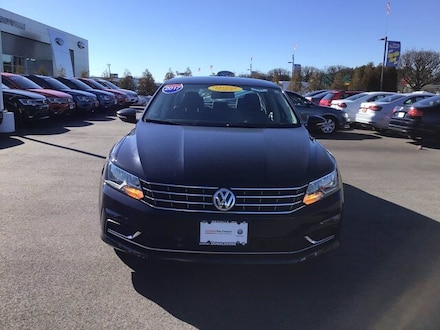 Featured Used 2017 Volkswagen Passat 1.8T S Sedan for Sale on Long Island in Sayville NY