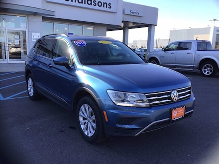 Featured Used 2018 Volkswagen Tiguan SE SUV for Sale on Long Island in Sayville NY