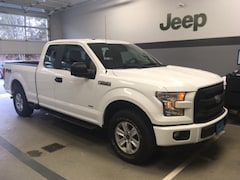 2015 Ford F-150 Extended Cab