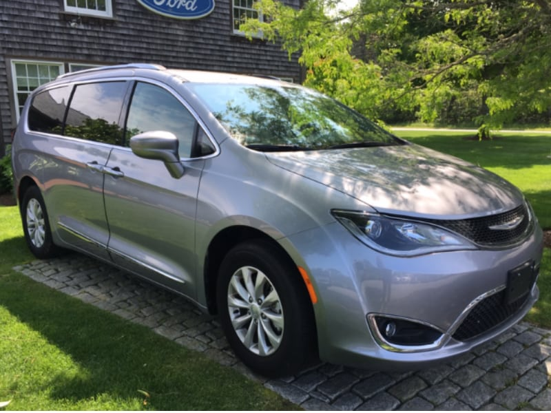2018 Chrysler Pacifica Minivan