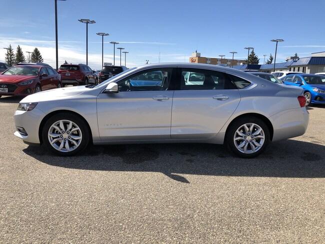 2018 Chevrolet Impala LT Car